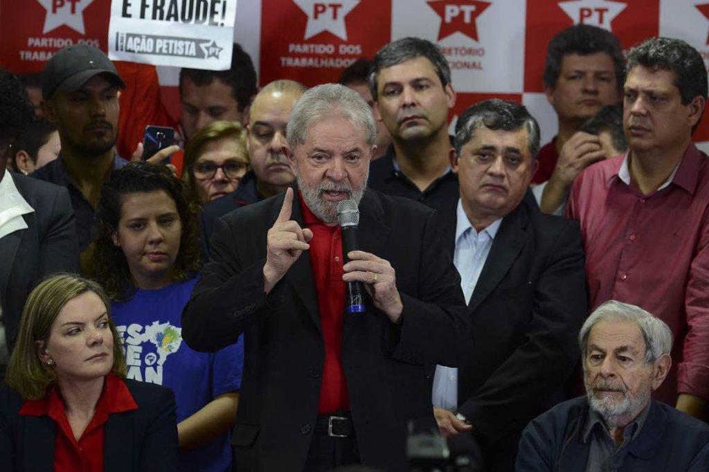 Lula diz que não abre mão de candidatura em Aracaju, Socorro, Propriá e Itabaiana - NE Notícias