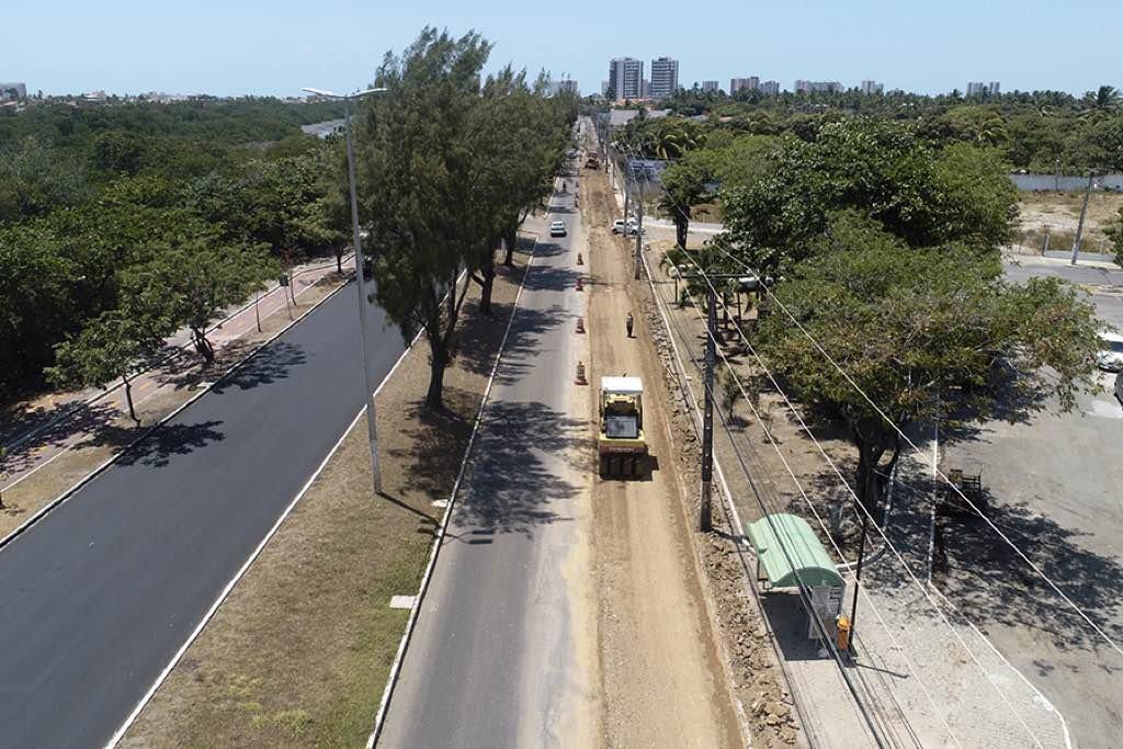 Aracaju: trânsito em meia pista nesta terça - NE Notícias