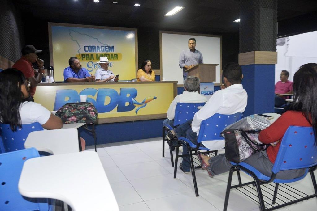 PSDB discute perspectivas políticas em Aracaju - NE Notícias